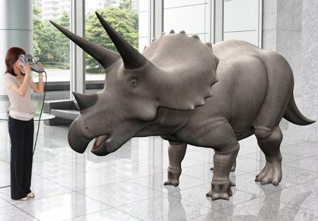 2. Virtual Dinos - Japan 2009