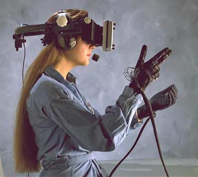4. AR Headset & Gloves