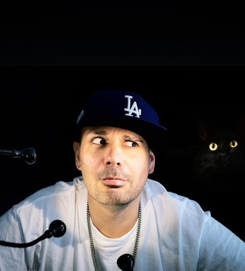 MCQUEEN (Comedy Central, Funny or Die) presents BLACK CAT: Multi-media Music & Comedy