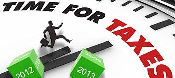 How to Prepare for 2013 Tax Season!
