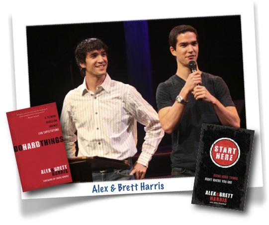 Alex & Brett