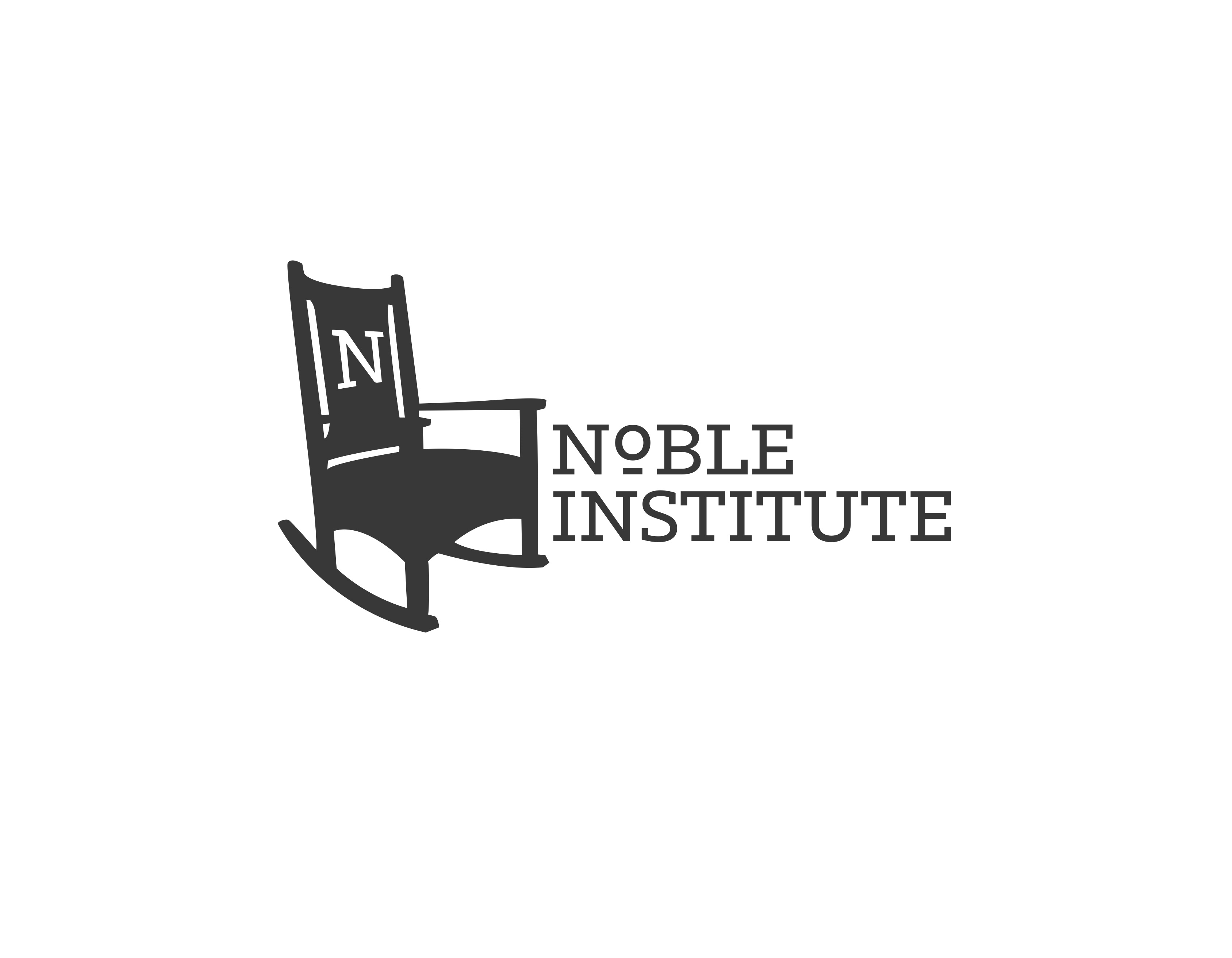 Noble Rocking Chair Logo