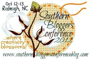 Southern Bloggers Conference 2012