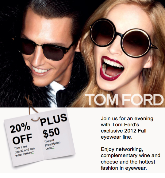 Tom Ford Label, Tag, words
