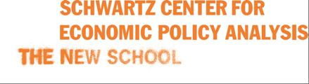 The Schwartz Center for Economic Policy Analysis (SCEPA) at The New School