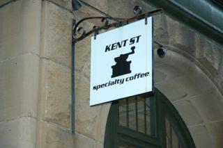 Venue Sign