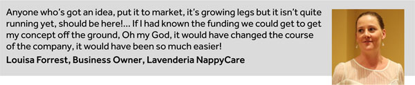 Lavenderia Funding Connector Quote