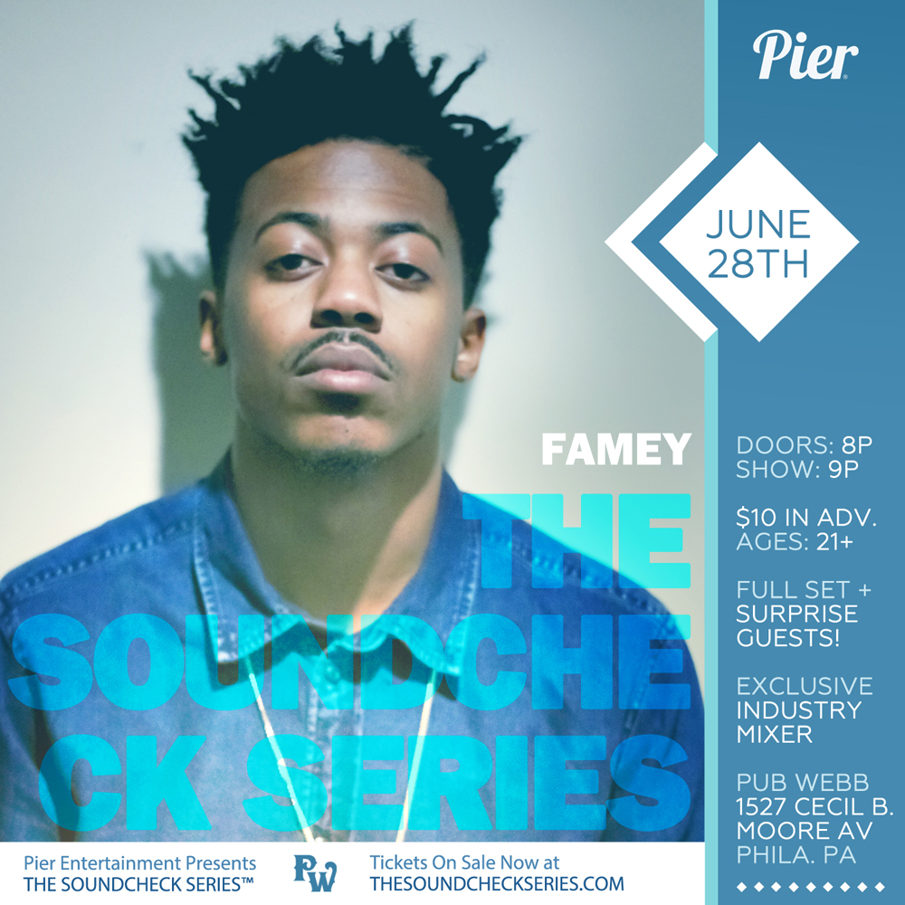 THE SOUNDCHECK SERIES: Famey