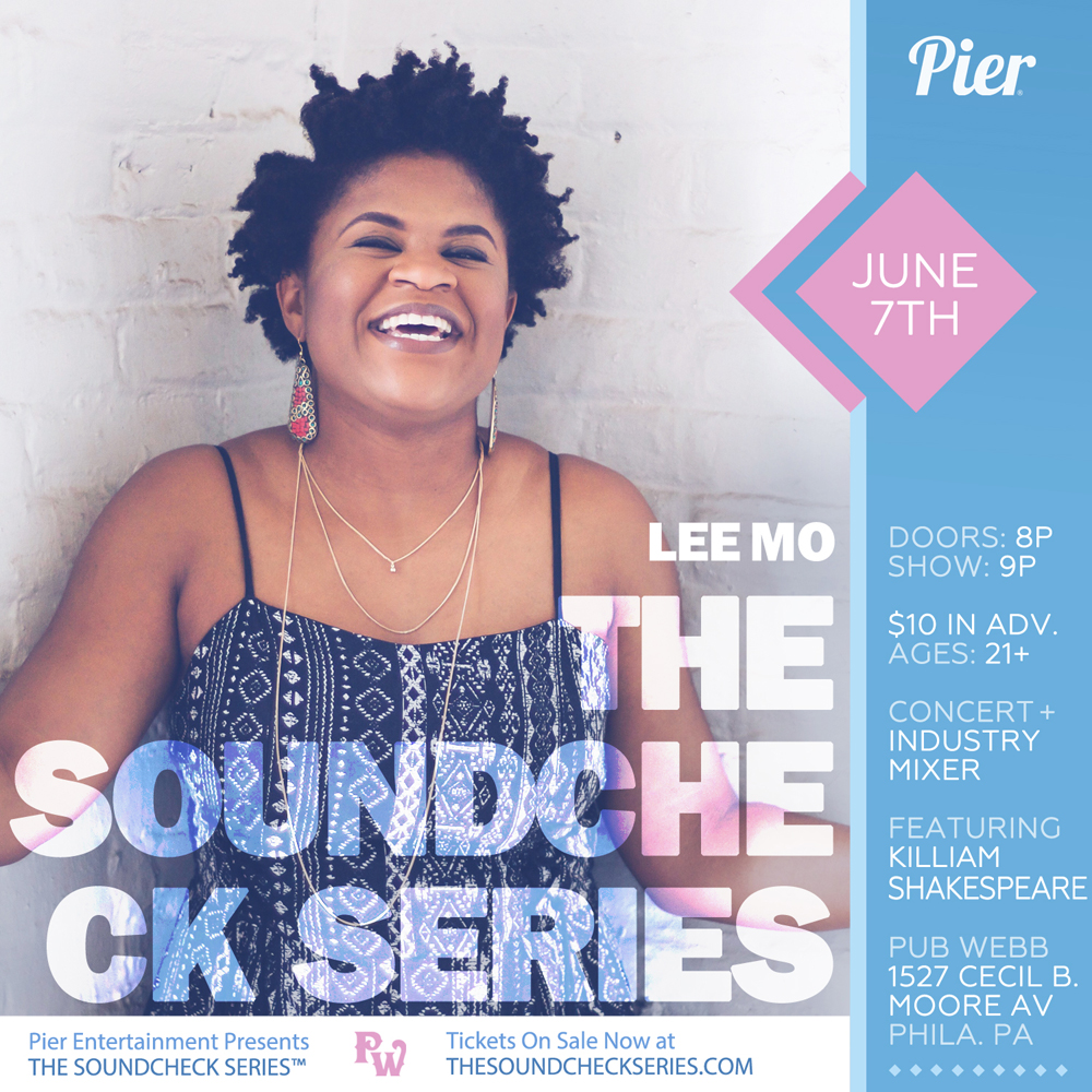 THE SOUNDCHECK SERIES: Lee Mo