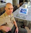 Retired Marine Col. Mark Mykleby