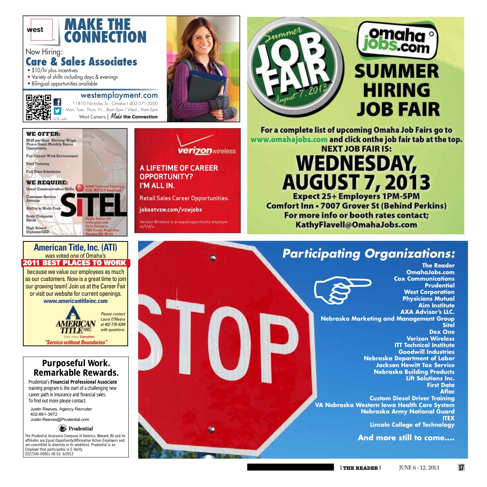 OmahaJobs Job Fair June 5 2013 1 5 Tickets Wed Jun 5 2013 at 1 00 PM