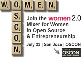 Mixer for Women in Open Source and Entrepreneurship ---...