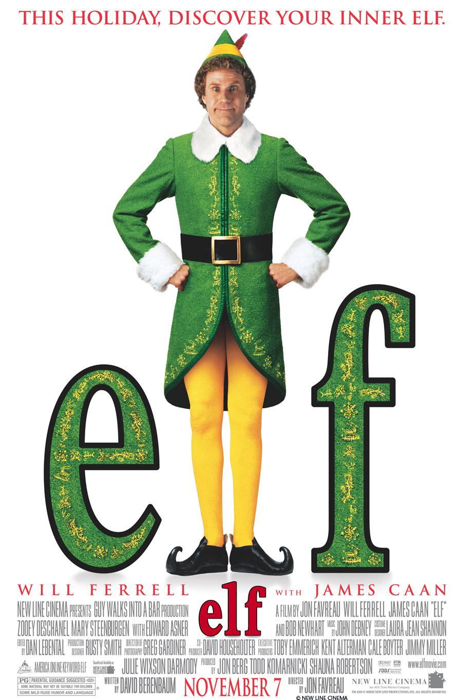elf poster