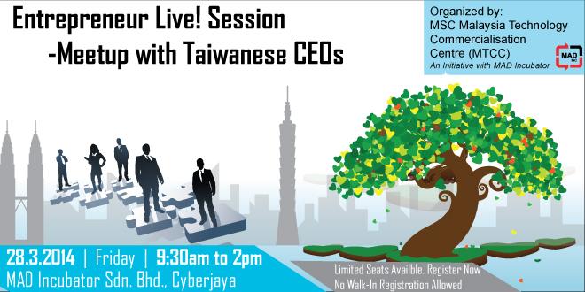 Entrepreneur Live! Session