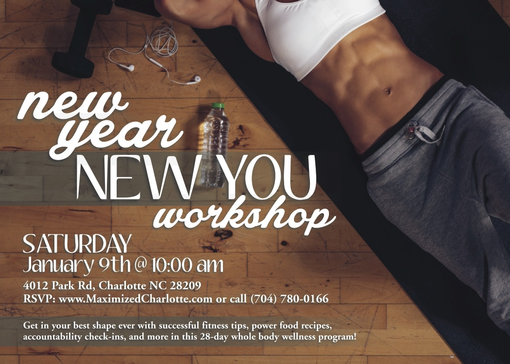 New Year New You Banner
