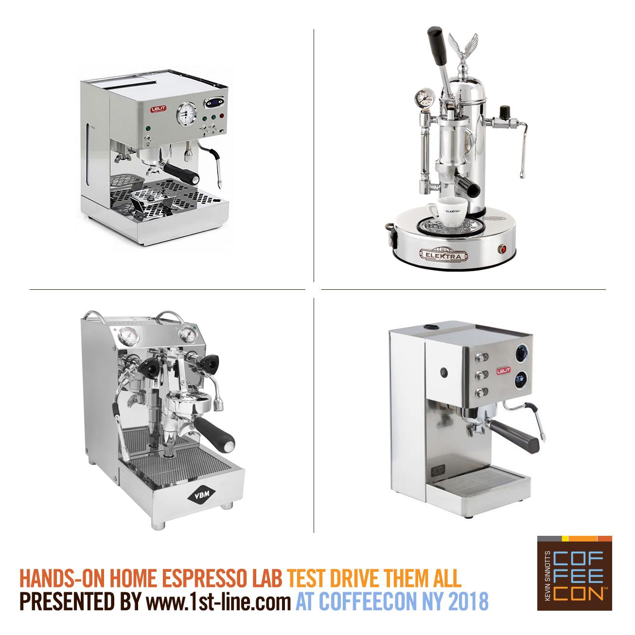 Hands-On Home Espresso Machine Lab