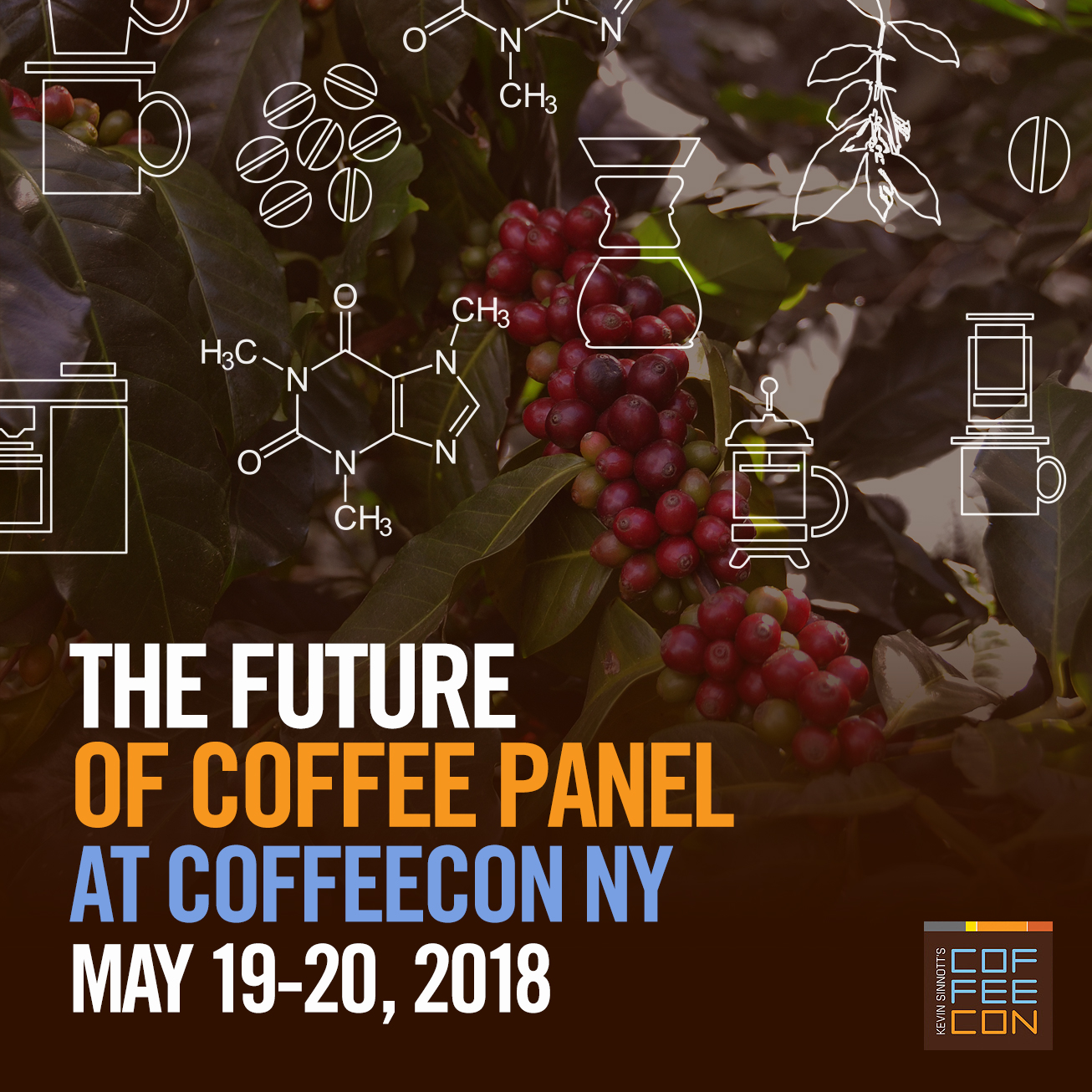The Future of Coffee Panel at CoffeeConNY