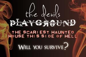 """The Devils Playground"" Haunted House   (San Marcos, CA)"