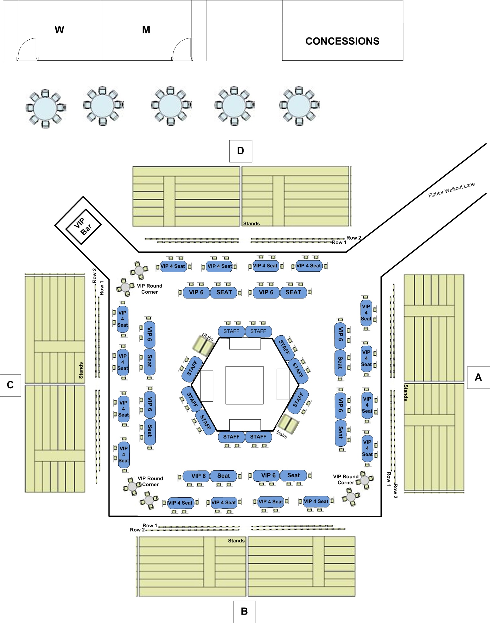 PF1 Seating