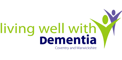 Living Well with Dementia Logo