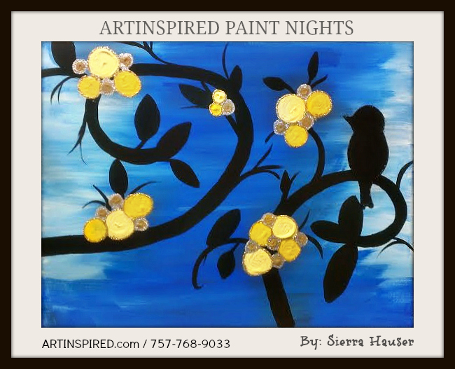 artinspired paint nights registration sun apr 19 2015