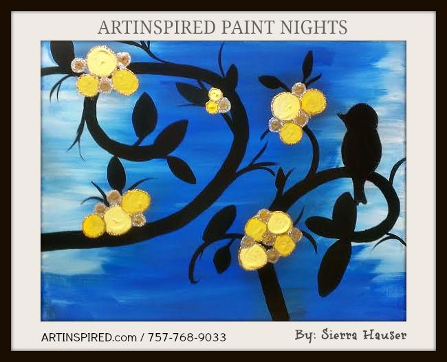 artinspired paint nights registration sun apr 19 2015