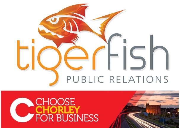 Tigerfish PR with Choose Chorley