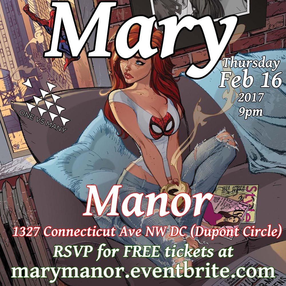 Mary at Manor