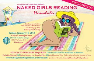 Naked Girls Reading Honolulu: Banned, Challenged and Burned...