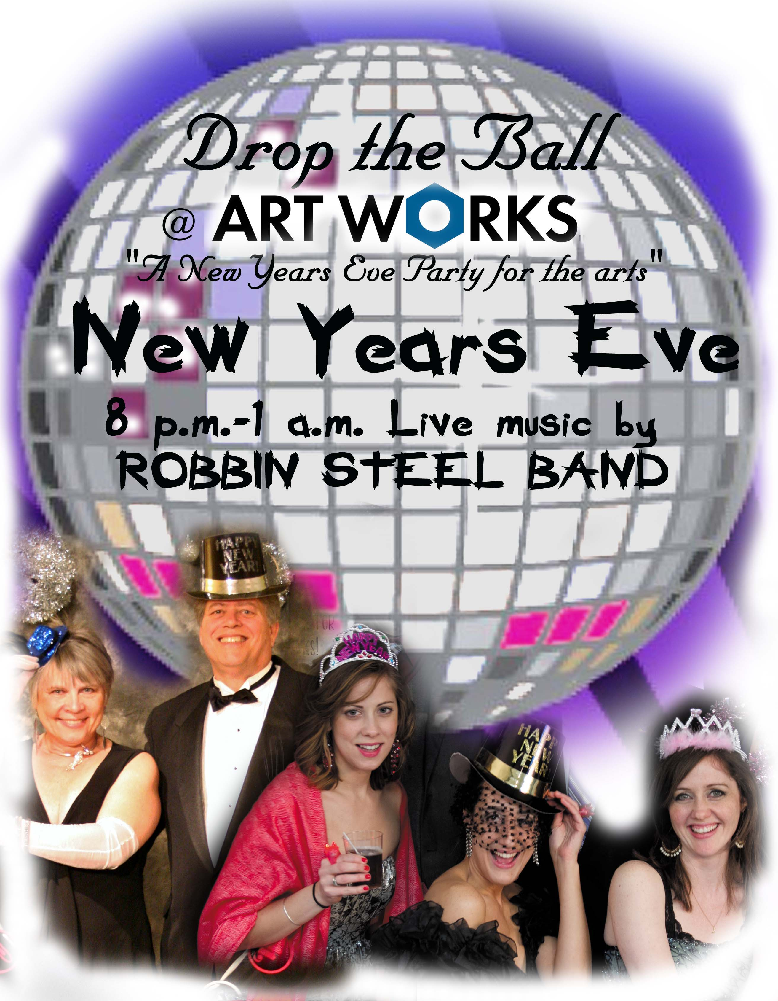 New Years Eve at Art Works