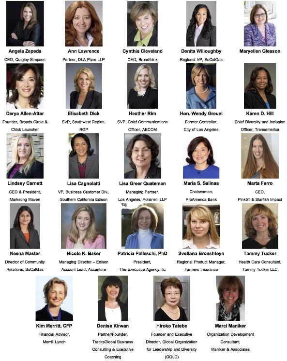 LA Host Committee Members