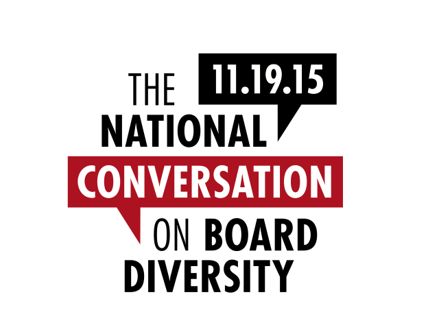 The 2015 National Conversation on Board Diversity