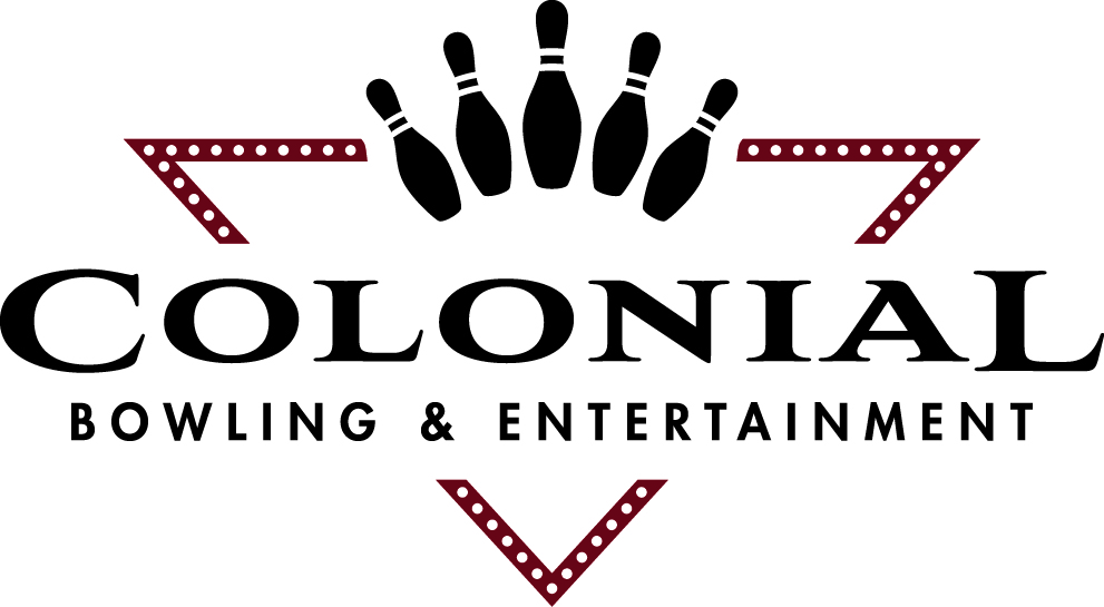 Colonial Bowling and Entertainment Logo