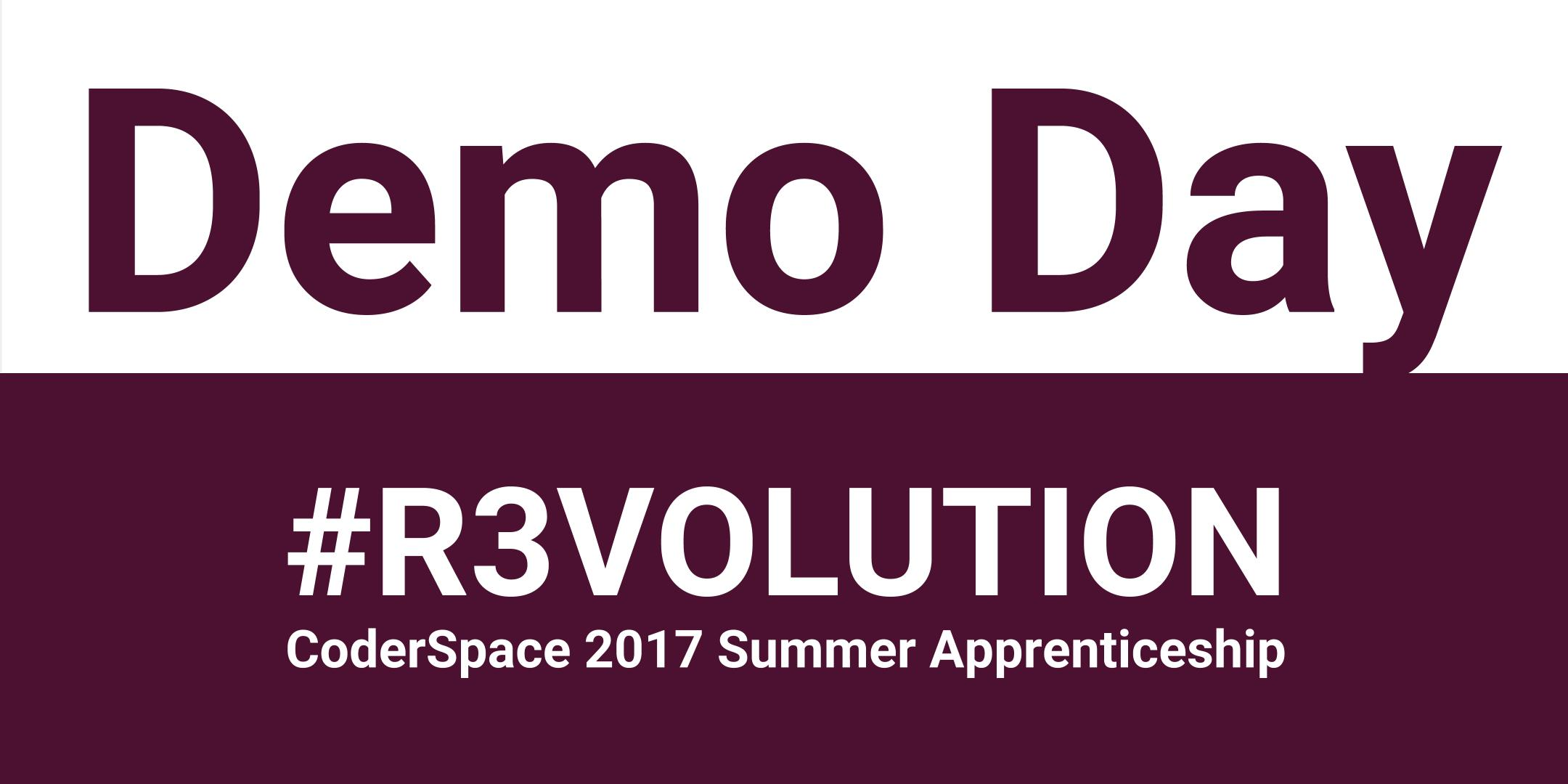 CoderSpace Demo Day 2017