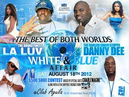The Best Of Both Worlds: The Blue and White Affair Feat....