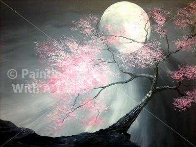Wicked Moonlight - Piece selected for the evening's event