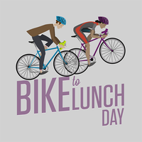 Bike to Lunch Day!