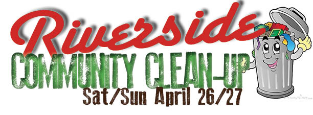 Riverside Community Cleanup