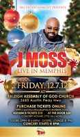 Vendor Registration - J Moss LIVE In Memphis