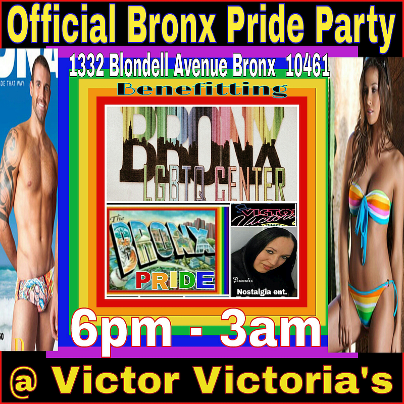 Bronx Pride after-party