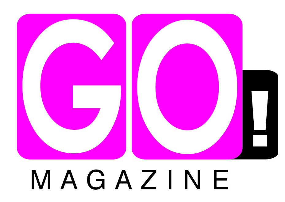 GO! Magazine's official logo