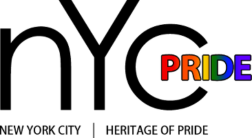 NYC Pride / Heritage of Pride logo