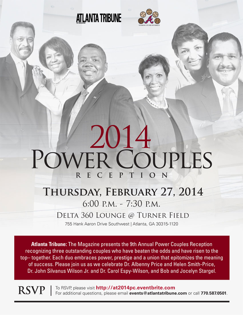 2014 Power Couples Reception