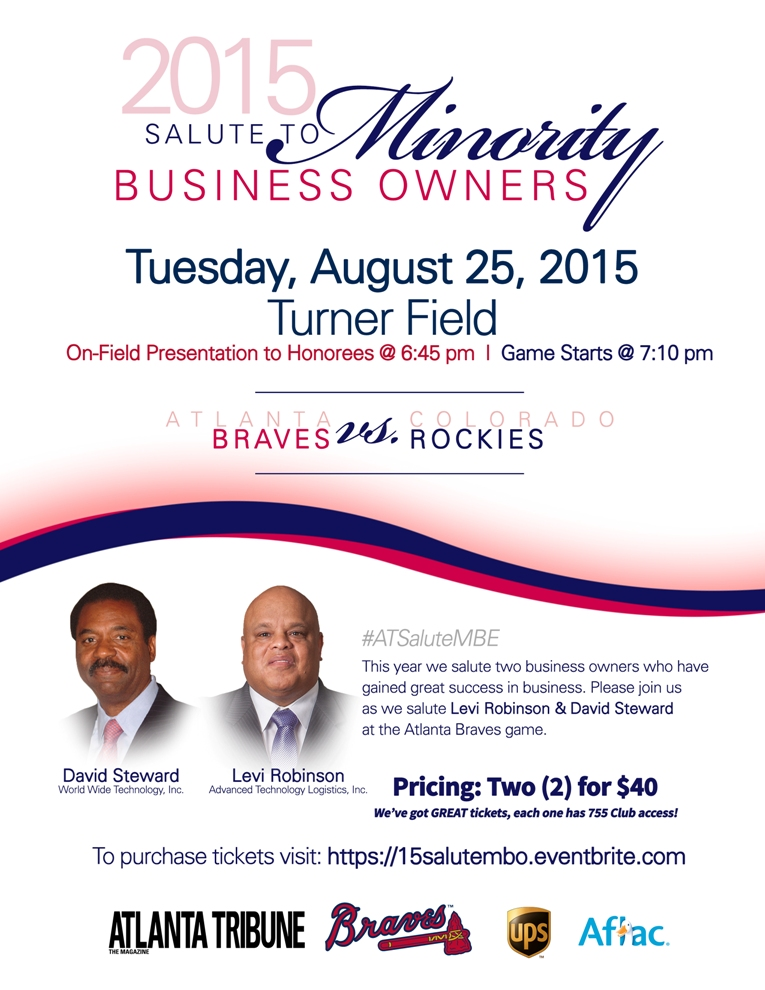 2015 Salute to Minority Business Owners