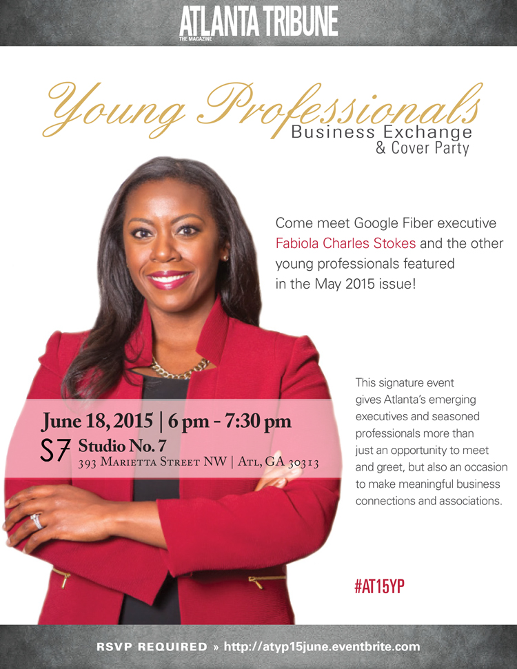 2015 June Young Professionals Business Exchange