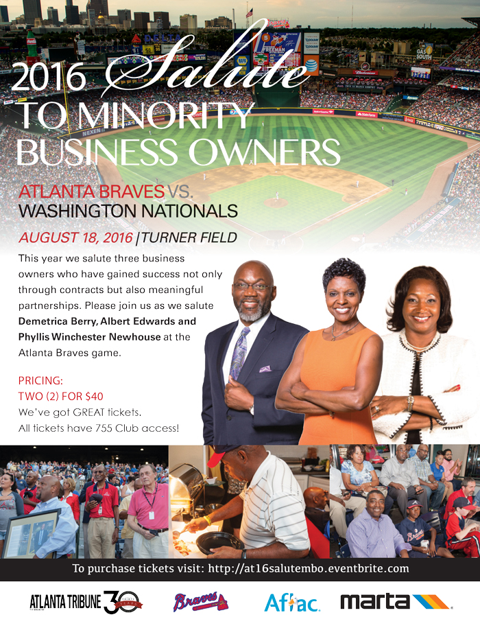 2016 Salute to Minority Business Owners