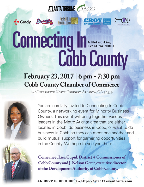 2017 Connecting in Cobb County