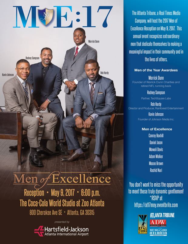 2017 Men of Excellence
