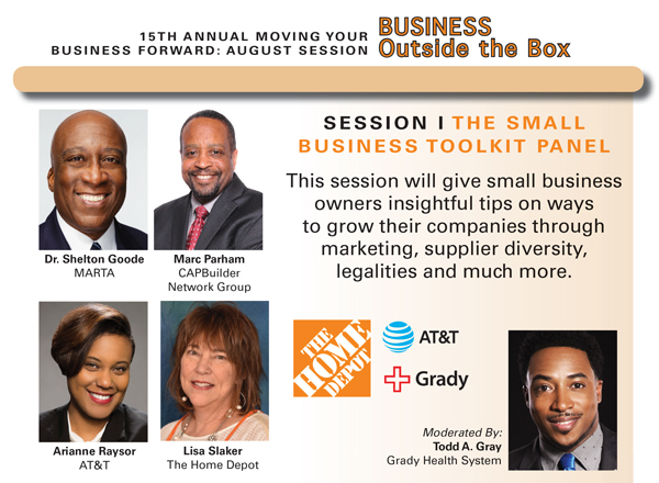 2017 Moving Your Business Forward August Session 1