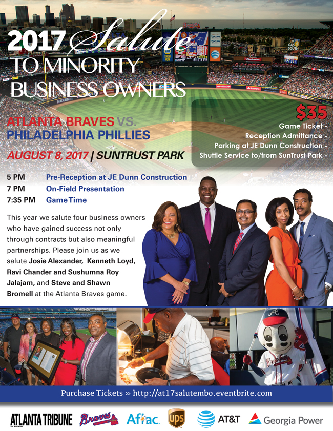 2017 Salute to Minority Business Owners